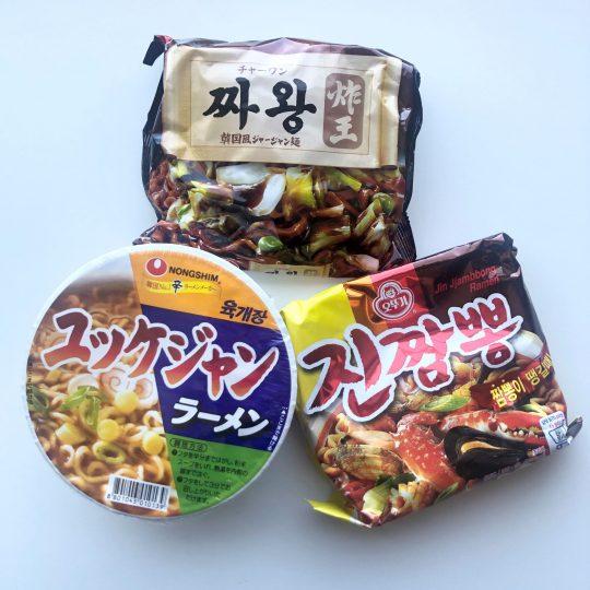 まるで韓国本場の味!辛ラーメン好きもうなる「新大久保で買えるインスタント麺」3選