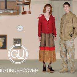 「GU×UNDERCOVER」完売注意のコラボアイテムを大公開!ディズニーコラボも♡【4/9発売】