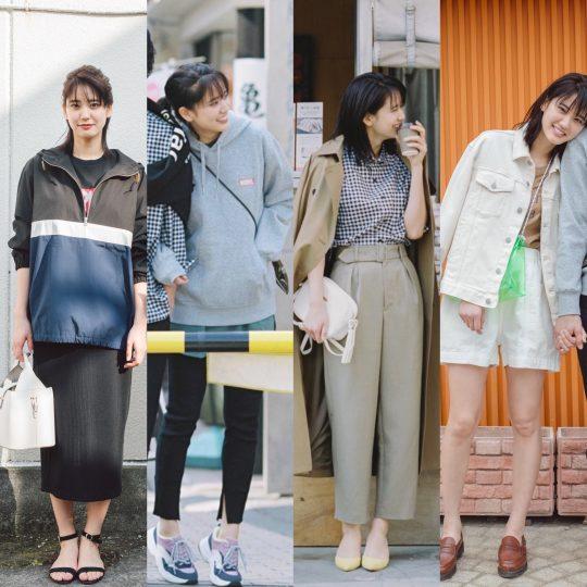 【GU】「女子なのにメンズ服」で作るモテコーデ4選