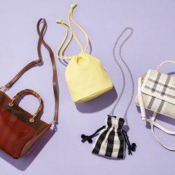 【GU】プチプラに見えない!2,500円以下の「新作バッグ」4選