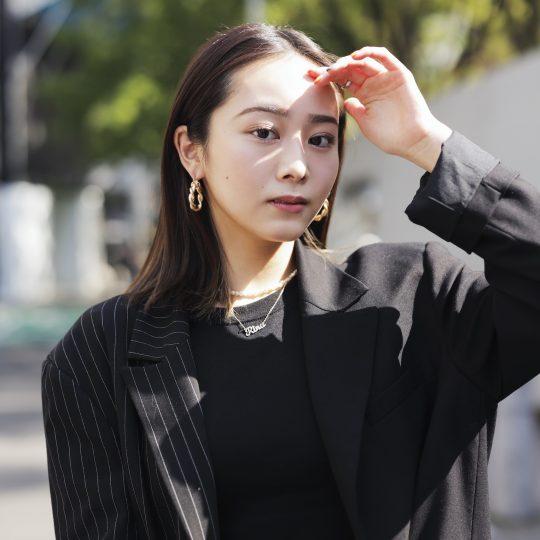 【weekly JJ SNAP vol.8】オシャレすぎる現役青学生鈴木里奈さんのハンサムスタイル