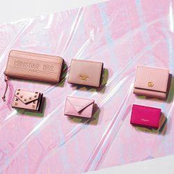 ピンクでも大人! ボーナスで欲しいハイブランドのお財布【グッチほか】