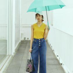 梅雨に負けない! 雨の日のヘアアレンジ4選! 【コーデ付き】