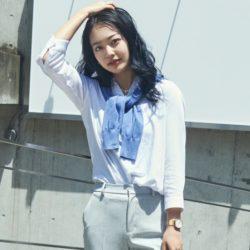 【ユニクロ】通勤服をダサく見せない! オフも着回せるシャツ&パンツ発見