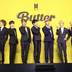 【BTS新曲公開】『Butter』のグローバル記者会見に潜入!