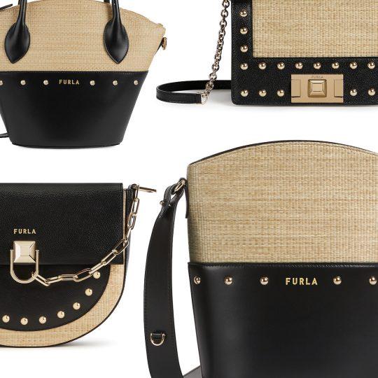 「フルラ」の新作バッグがあれば、夏気分を先取りできる!