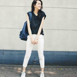 【ユニクロ】夏の白ボトムスどう着る? 爽やかモテコーデ5選