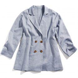 夏でも涼しいジャケット! しかもON⇄OFF3パターン着回せる