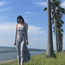 【GU】涼しい真夏の主役ワンピが990円で買える! 【コーデ付き】