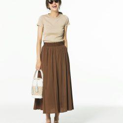 【全部1万円以下】涼しげな夏のマキシスカートコーデ3選