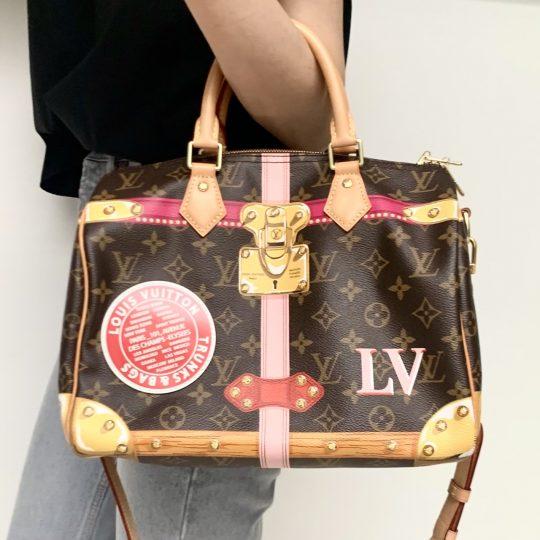 【ルイ・ヴィトン他】大容量で使い勝手抜群! 通勤通学におすすめバッグ