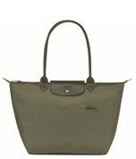 ロンシャンで見つけたサステナ素材の地球に優しいバッグが可愛い♡