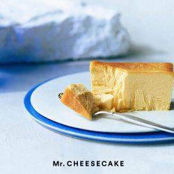 幻のチーズケーキ『Mr. CHEESECAKE』のマンゴーフレーバーが再販決定!