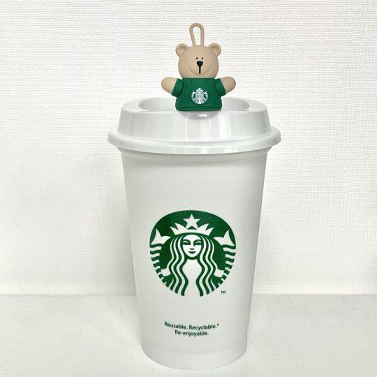 【スタバ】待望の再販売! リユーザブルカップ&ドリンクキャップでサステナ生活