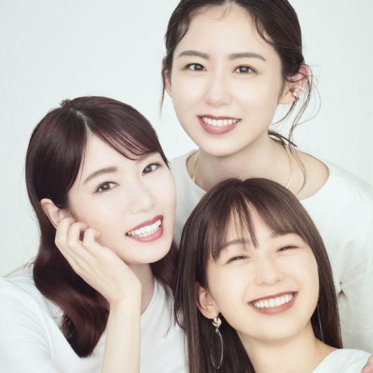 フジ新人女性アナ3人が撮影スタジオでの「初めての経験」を振り返る!【未公開写真あり】