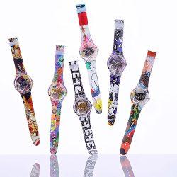 日本のアート界を席巻する6名によるアートワークがスウォッチストア原宿に登場!!