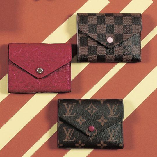 【ヴィトン】ミニ財布を内側まで一気見せ! 手に入れたいのは?
