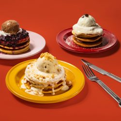 【DIESEL】カフェ好き必見♡「グロリアスチェーンカフェ渋谷」の季節限定パンケーキ。